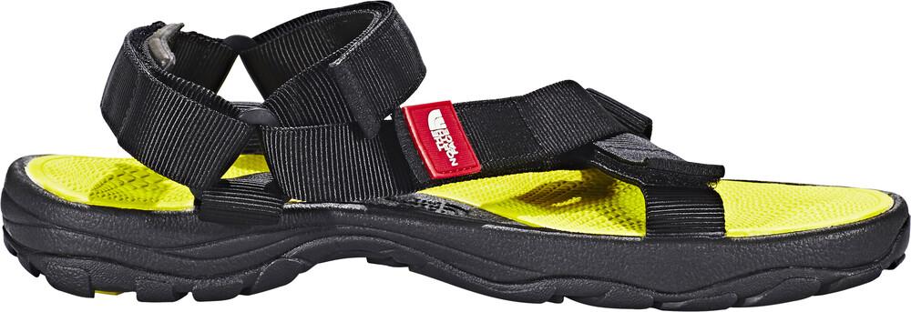 Vert Les Chaussures Face Nord Avec Velcro Pour Les Hommes 4duPh2x